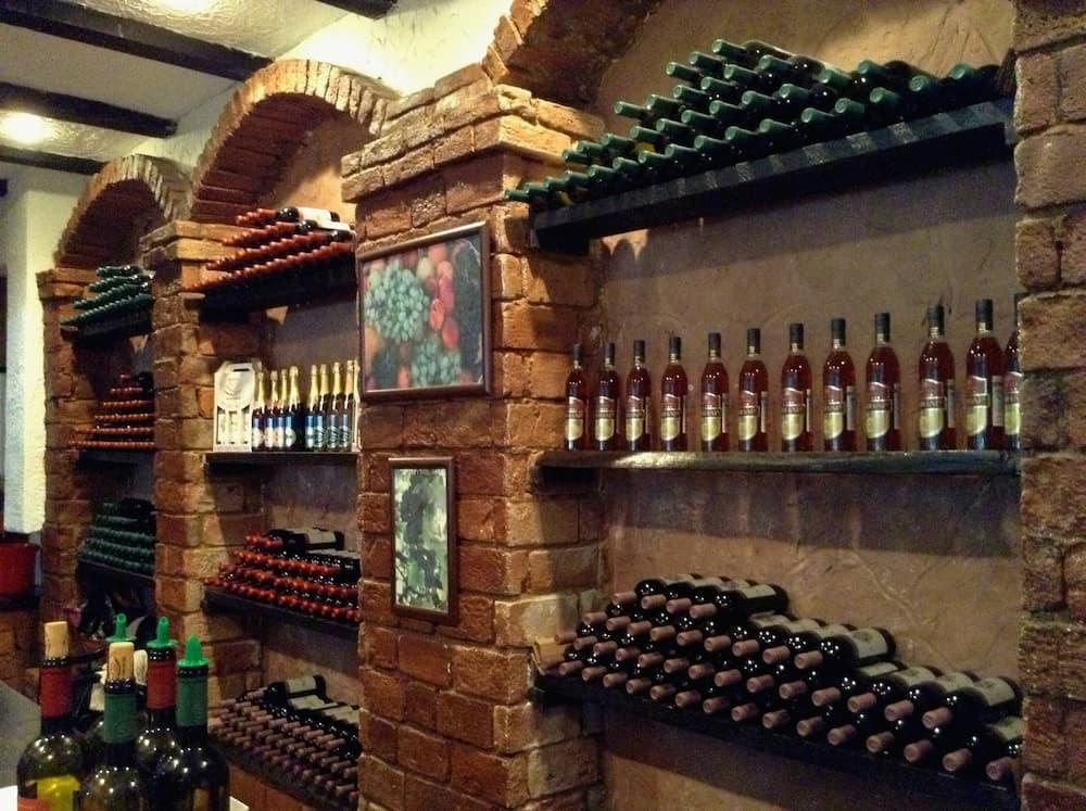Праздник молодого вина в Абхазии
