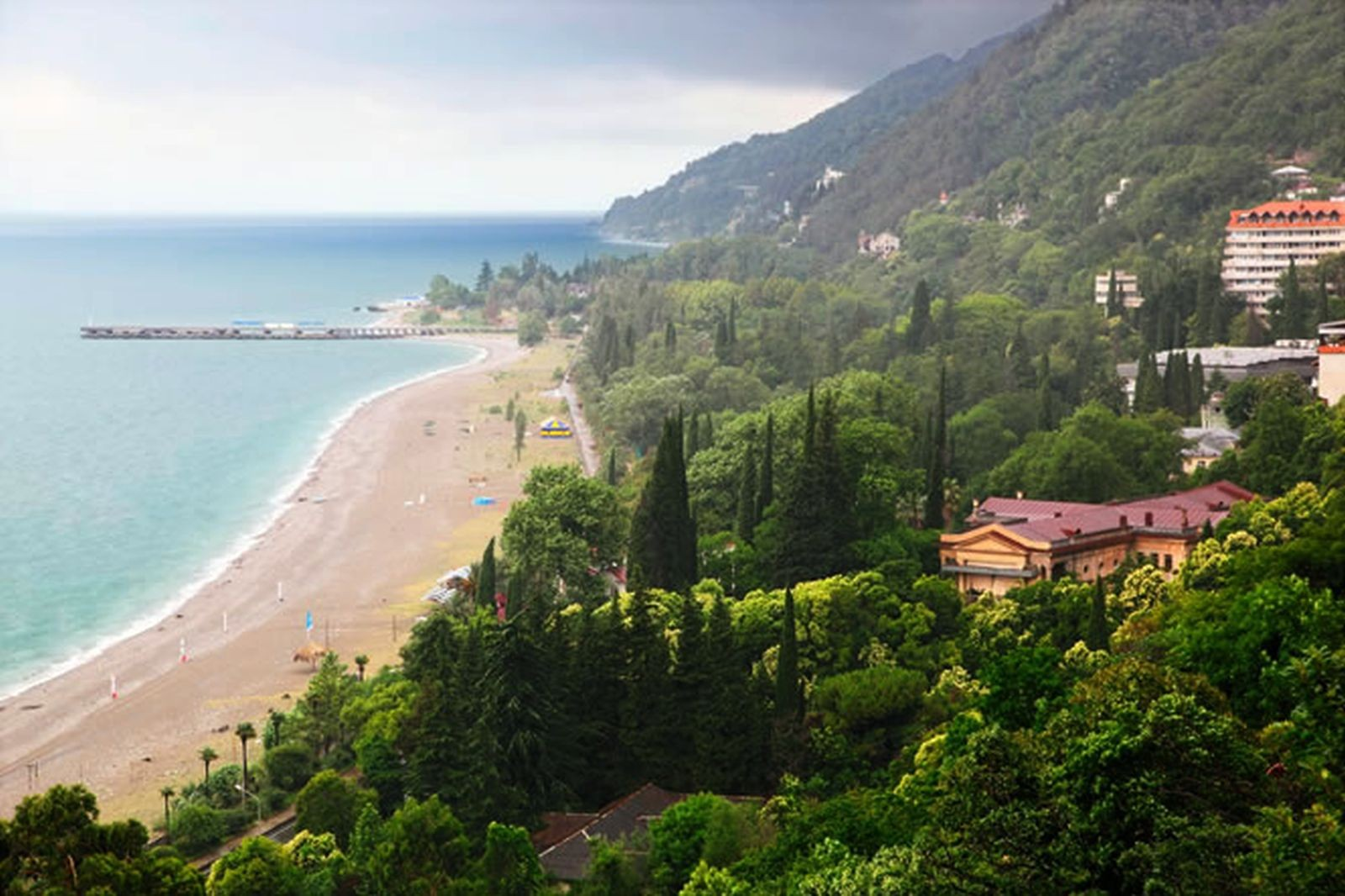 Тур в Абхазию на 2 дня с настоящим абхазским застольем