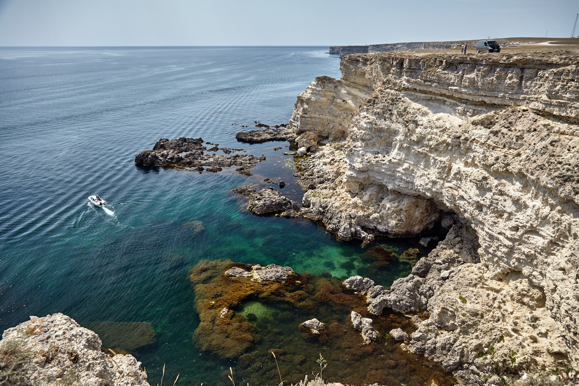 Крым от Тарханкута до Ялты за 3 дня