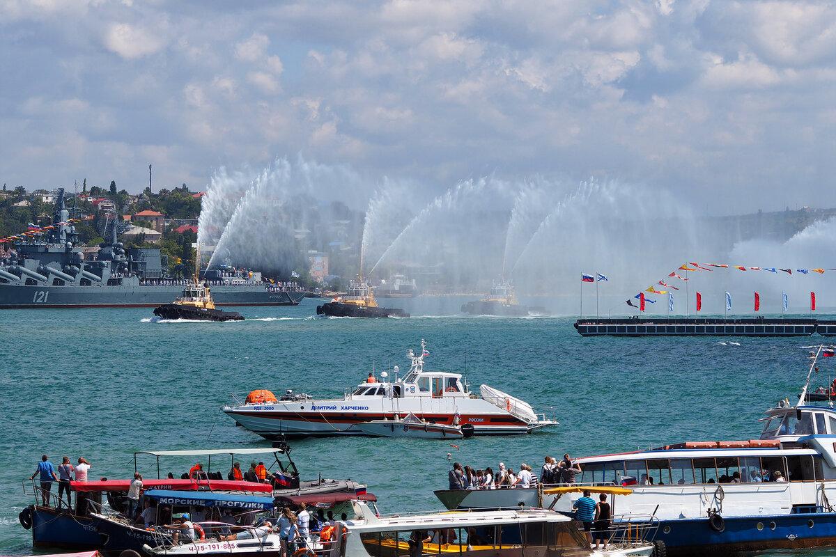 День ВМФ Севастополь + экскурсия по ЮБК  за 1 день