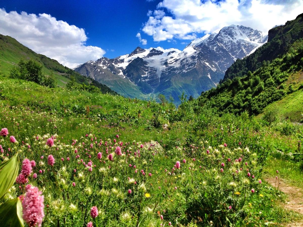 Северный Кавказ: КавМинВоды, Приэльбрусье, Эльбрус, Кисловодск!