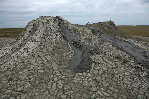 Грязевой вулкан Гефест + Азовское море!