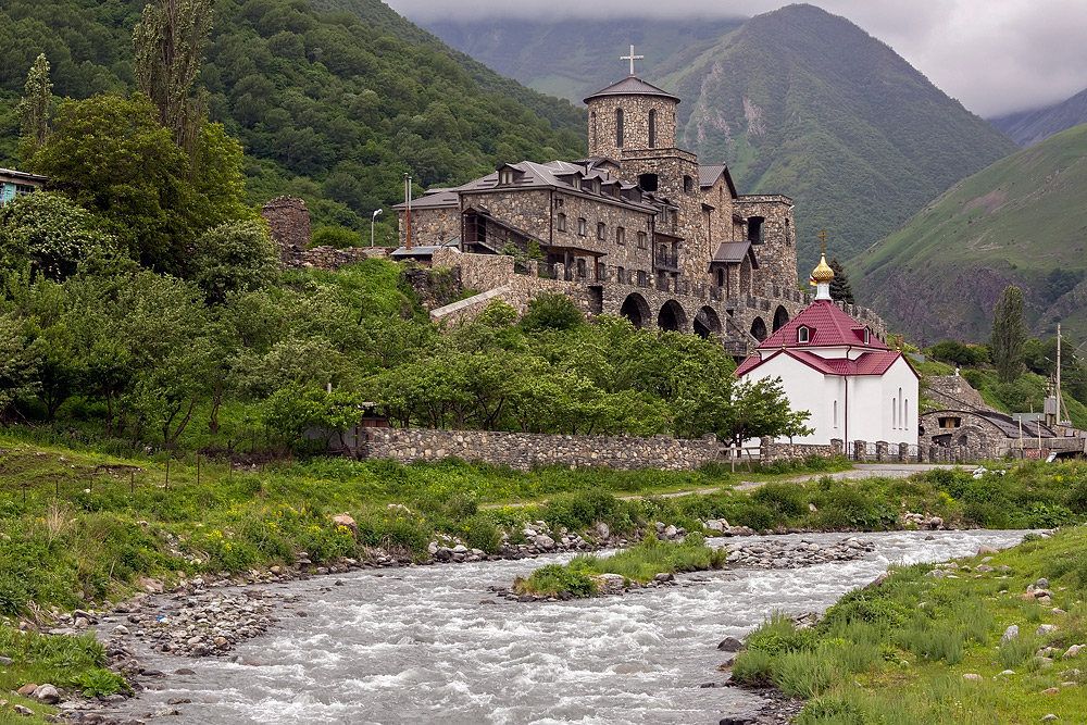 Осетия - Ингушетия - Грозный: 6 дней красоты!