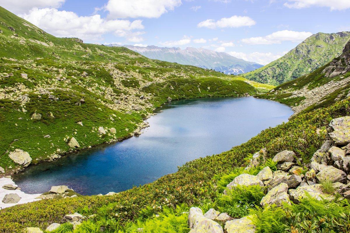 Архыз: Аркасарские озера и Софийские водопады!